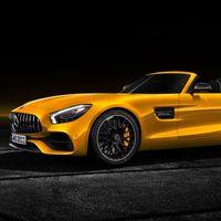 Mercedes-AMG GT S Roadster: No es que le falten versiones a este deportivo, es que le sobra estilo