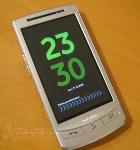 Samsung H1, probamos Vodafone 360