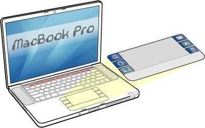 MacBook Pro con teclas táctiles personalizables