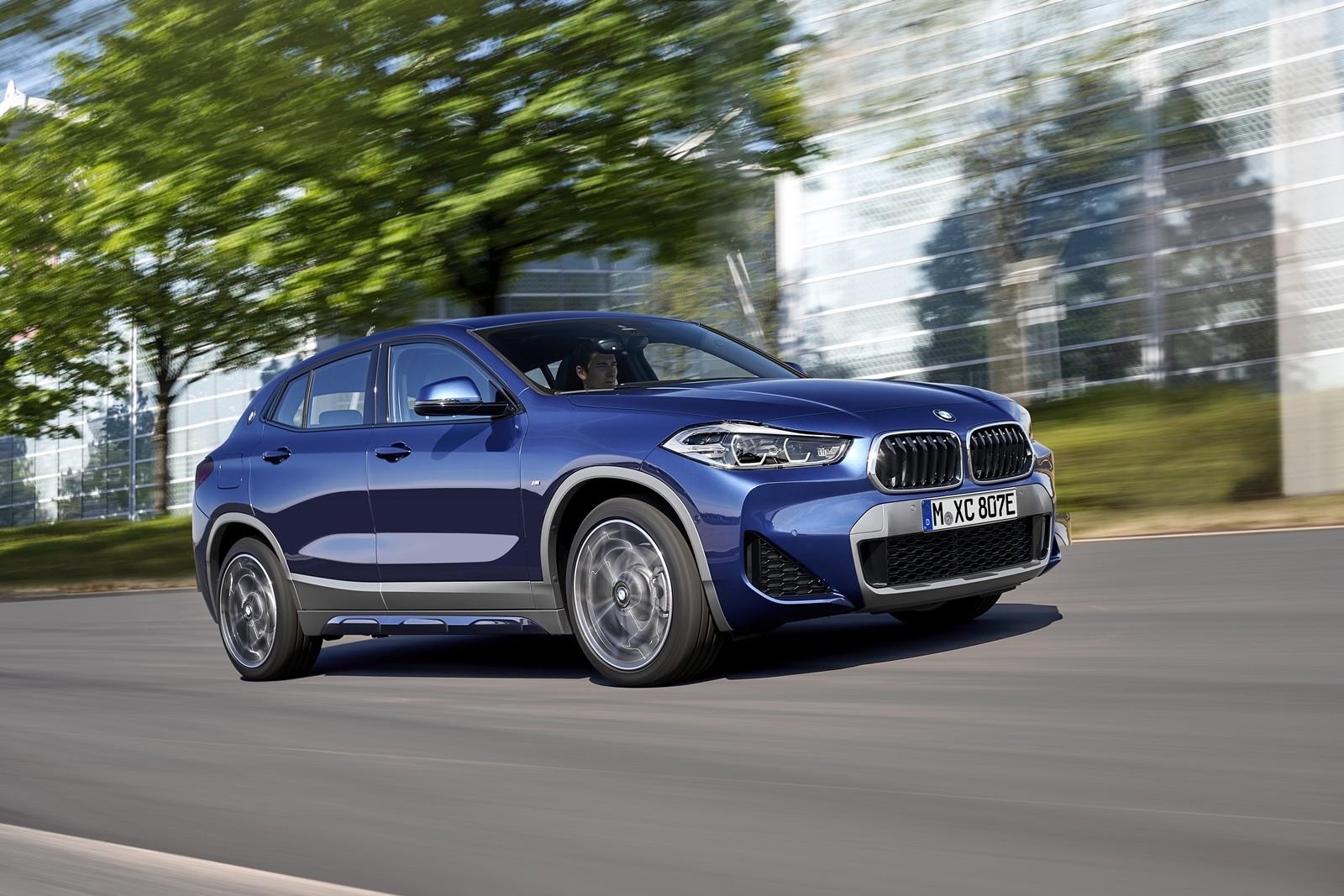 Foto de BMW X2 xDrive25e 2021 (13/53)