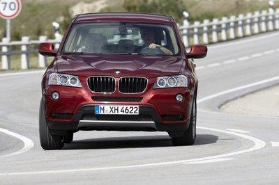 BMW X3 sDrive18d, modelo de acceso con 143 CV y sin tracción total