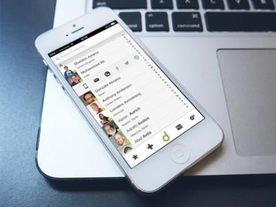 Deexme, una aplicación para mantener al día tu agenda de contactos y elegir que información quieres compartir con ella