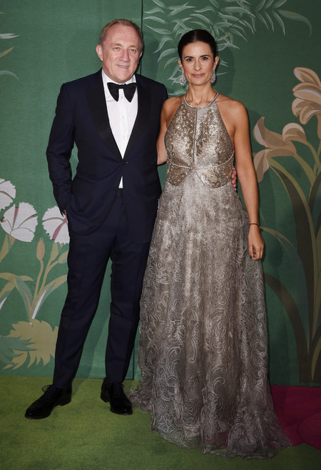 Livia Giuggioli Firth green carpet fashion awards 2019