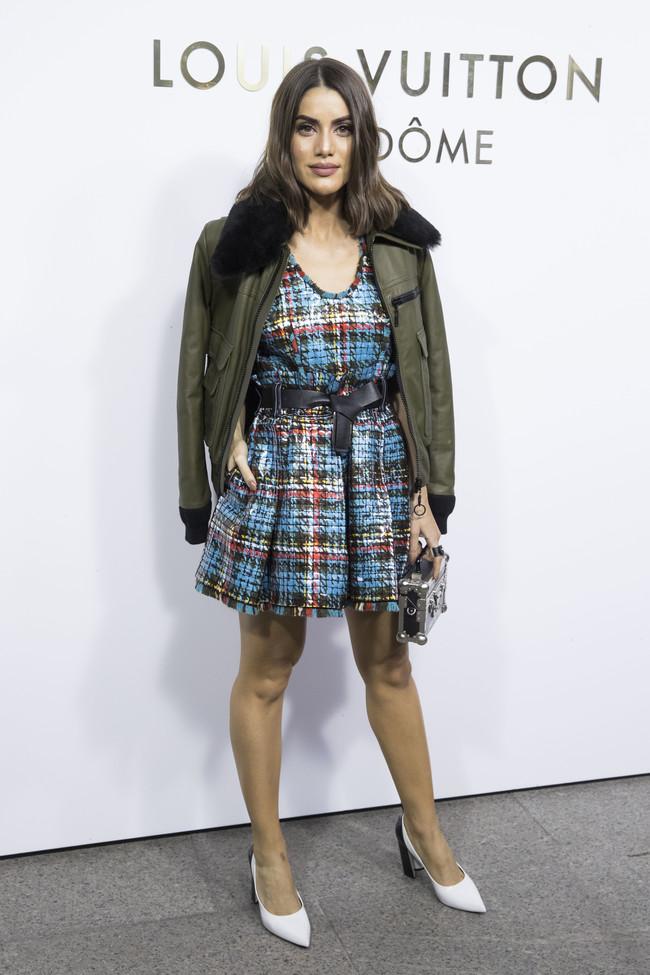 louis vuitton paris celebrities vendome Camila Coelho