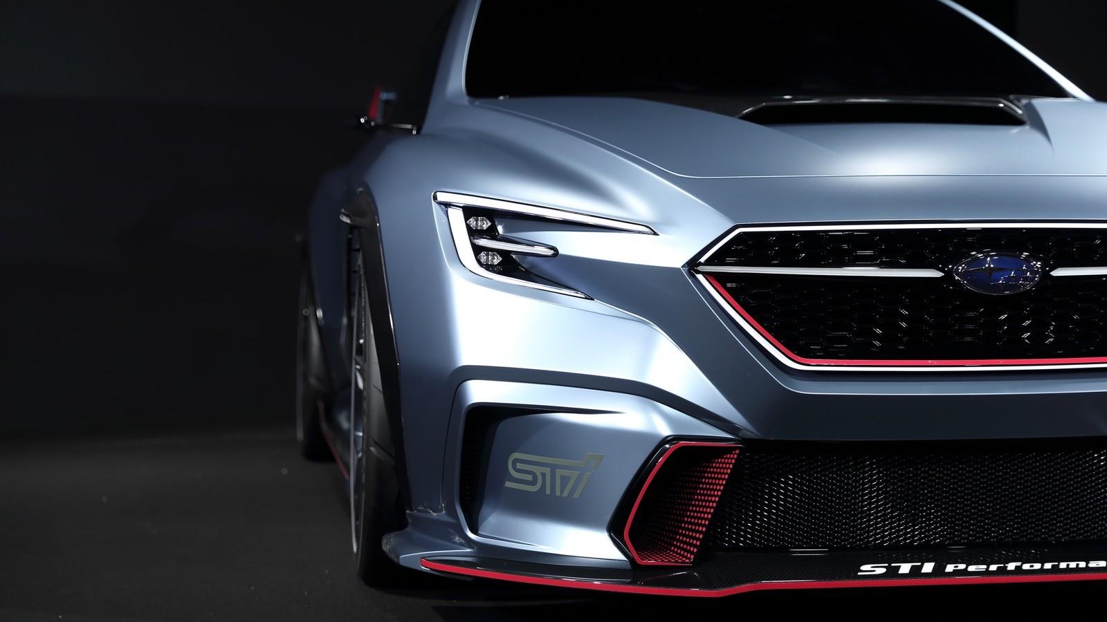 Foto de Subaru VIZIV Performance STi 2018 (6/10)
