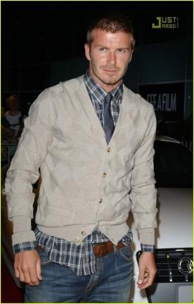 El mejor look de la semana 5/11 de Noviembre: David Beckham