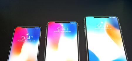 Dos iPhone OLED, uno LCD y un máximo de 6,5 pulgadas: así sería el 2018 para Apple