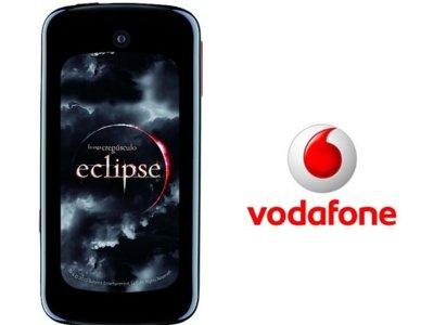 Vodafone lanza un teléfono sobre Crepúsculo en edición limitada
