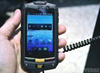 Caterpillar Cat B10, el nuevo Android todoterreno
