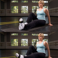 Flexión de tobillos: un ejercicio saludable