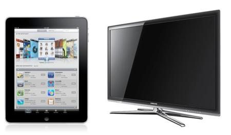 Tablets, la pantalla que nos acompañará viendo la televisión