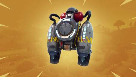 Fortnite Battle Royale: malas noticias para el Jetpack. Se retrasa porque no funciona como esperaban
