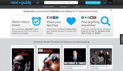 NextGuide da el salto ala web, ya no es solamente una aplicación para iPad