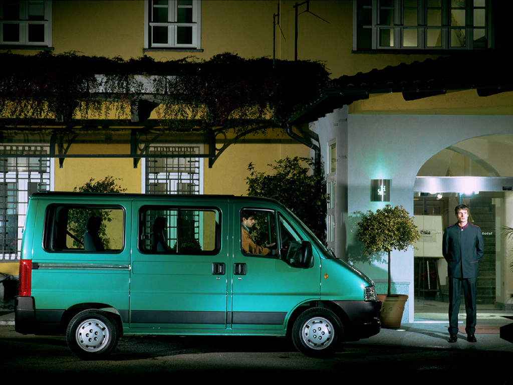 Foto de Fiat Ducato 244 - 2002-2006 (27/40)
