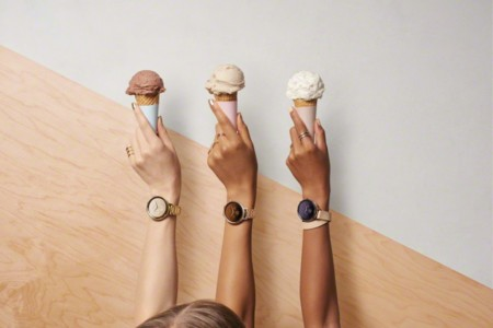 Moto 360 2nd Gen Combo Icecream