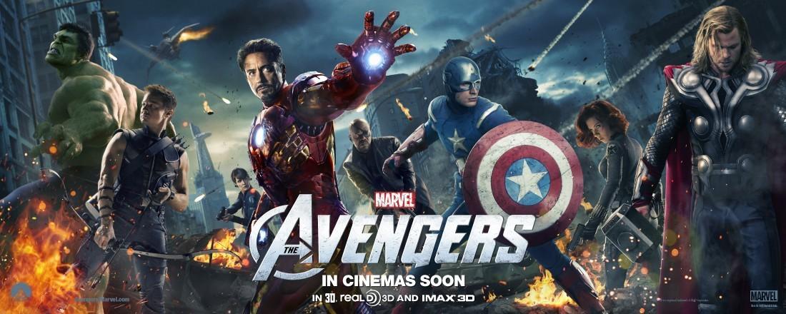 Foto de 'Los Vengadores', todos los carteles de la película de Joss Whedon (14/16)
