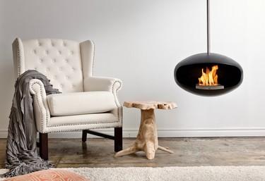 ¿Te gusta la luz de la llama? Chimeneas de bioetanol para colocar en cualquier espacio