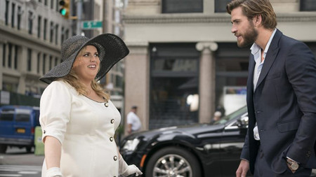 No Es Romantico Netflix Liam Hemsworth Rebel Wilson