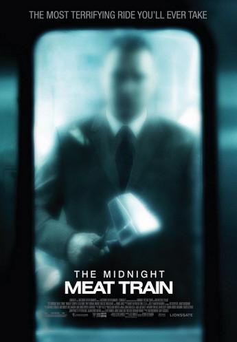 Nuevo póster de 'Midnight Meat Train', con Vinnie Jones