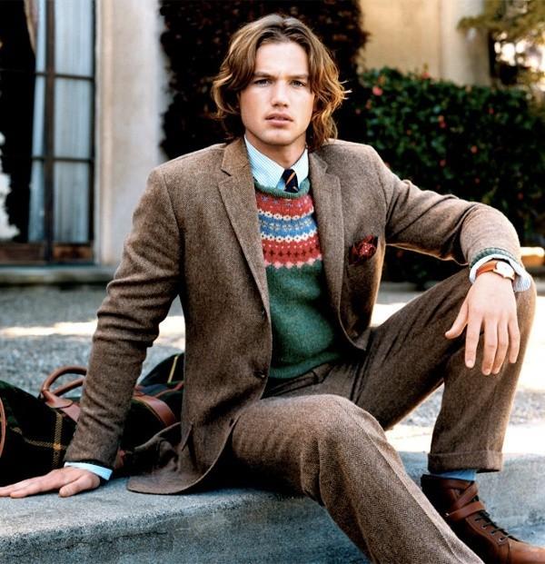 tweed gatsby