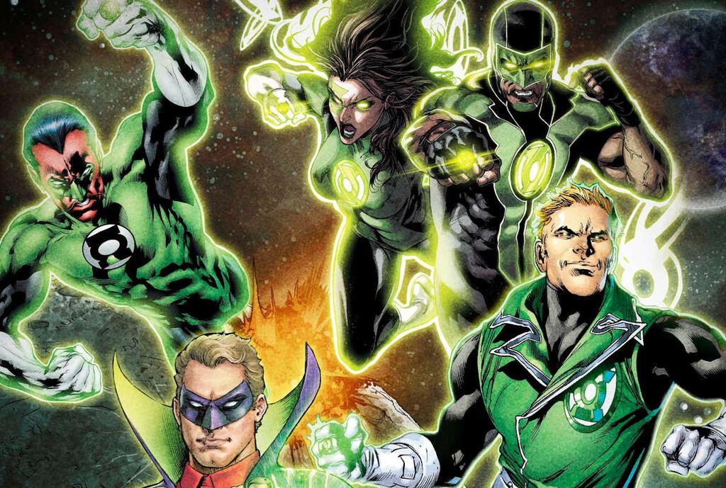 'Green Lantern': HBO Max da luz verde a la serie que explorará a fondo la mitología de los superhéroes de DC