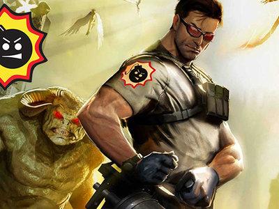 Mucha acción es lo que encontraras en las ofertas de Serious Sam en Steam