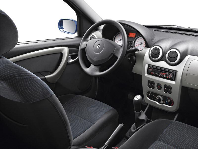 Foto de Renault Dacia Sandero (11/11)