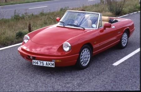 Alfa Romeo Spyder