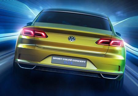 Volkswagen Sport Coupe Gte Concept 7
