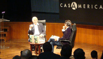 Carlos Fuentes: 'La novela perfecta rechazaría al lector'