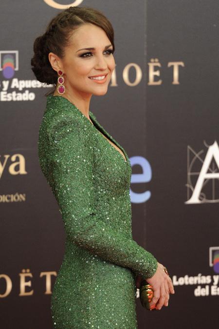 Mi Top Five de las mejor vestidas de los Goya 2013