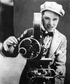Grabación inédita de Charles Chaplin improvisando imitaciones