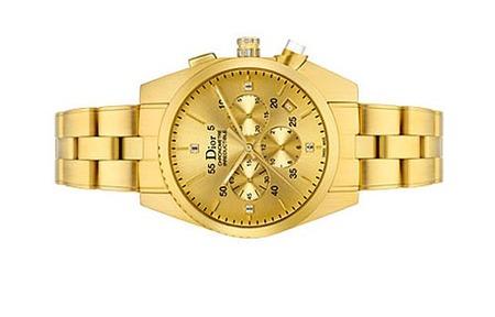 Chiffre Rouge 103, el reloj de oro de Dior