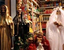 El mercado Sonora de magia en México