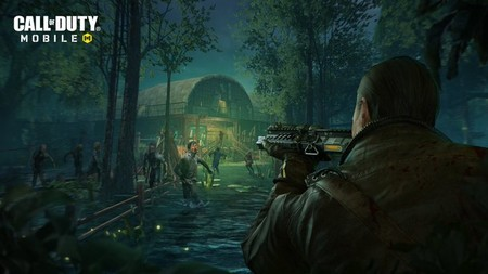 Call Of Duty Mobile Zombies 22 Noviembre