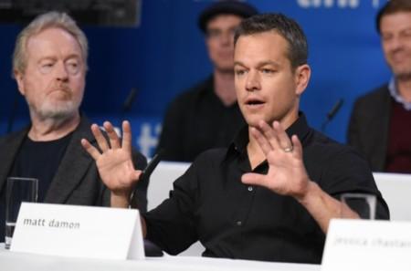Matt Damon es tachado de racista en otra polémica sobre la diversidad en Hollywood