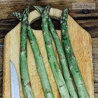 Espárragos verdes, buenos aliados para la salud y la cocina