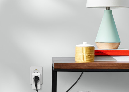 Amazon Smart Plug End Table