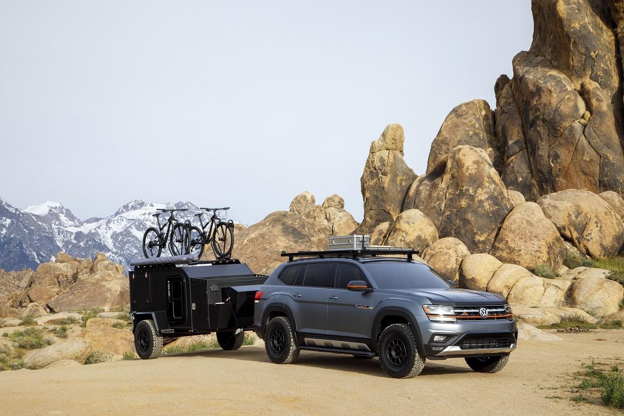 Foto de Volkswagen Atlas Basecamp Concept (12/26)
