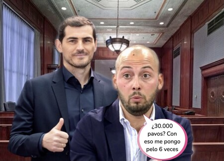 Iker Casillas demanda a Avilés ('Viva la Vida') y a 'Cuarzo Producciones': reclama 30.000 euros por relacionarlo con Sara Denez