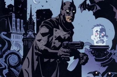 'La maldición que cayó sobre Gotham': Batman al estilo Lovecraft