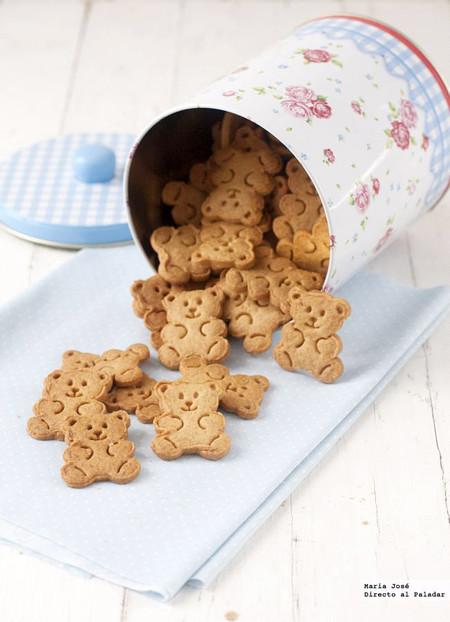 Cómo hacer galletas extra crujientes. Receta