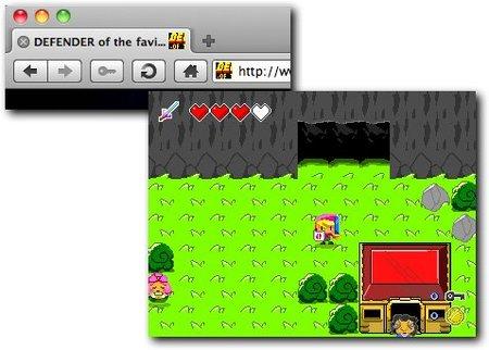 Juegos navegador
