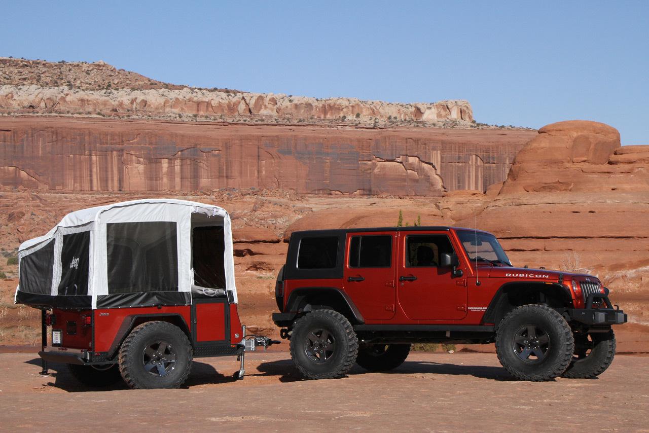 Foto de Jeep Camper Trailers (1/4)
