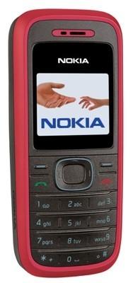 Nokia 1200 y Nokia 1208