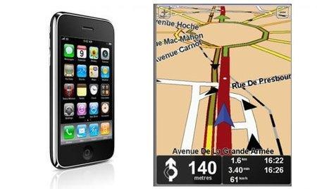 TomTom tiene ya su versión disponible para iPhone