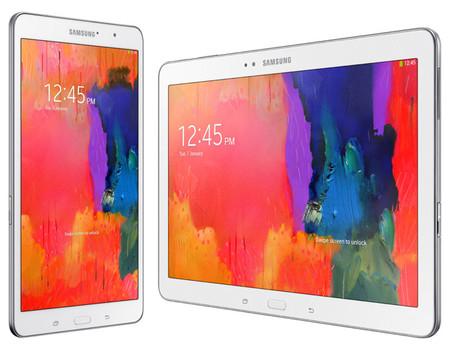Samsung Galaxy Tab Pro 8.4 y Galaxy Tab Pro 10.1 en México