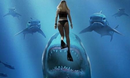El tráiler de 'Deep Blue Sea 2' parece vendernos un reboot de la primera con el presupuesto de 'Sharknado'