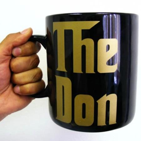 """Taza """"The Don"""""""