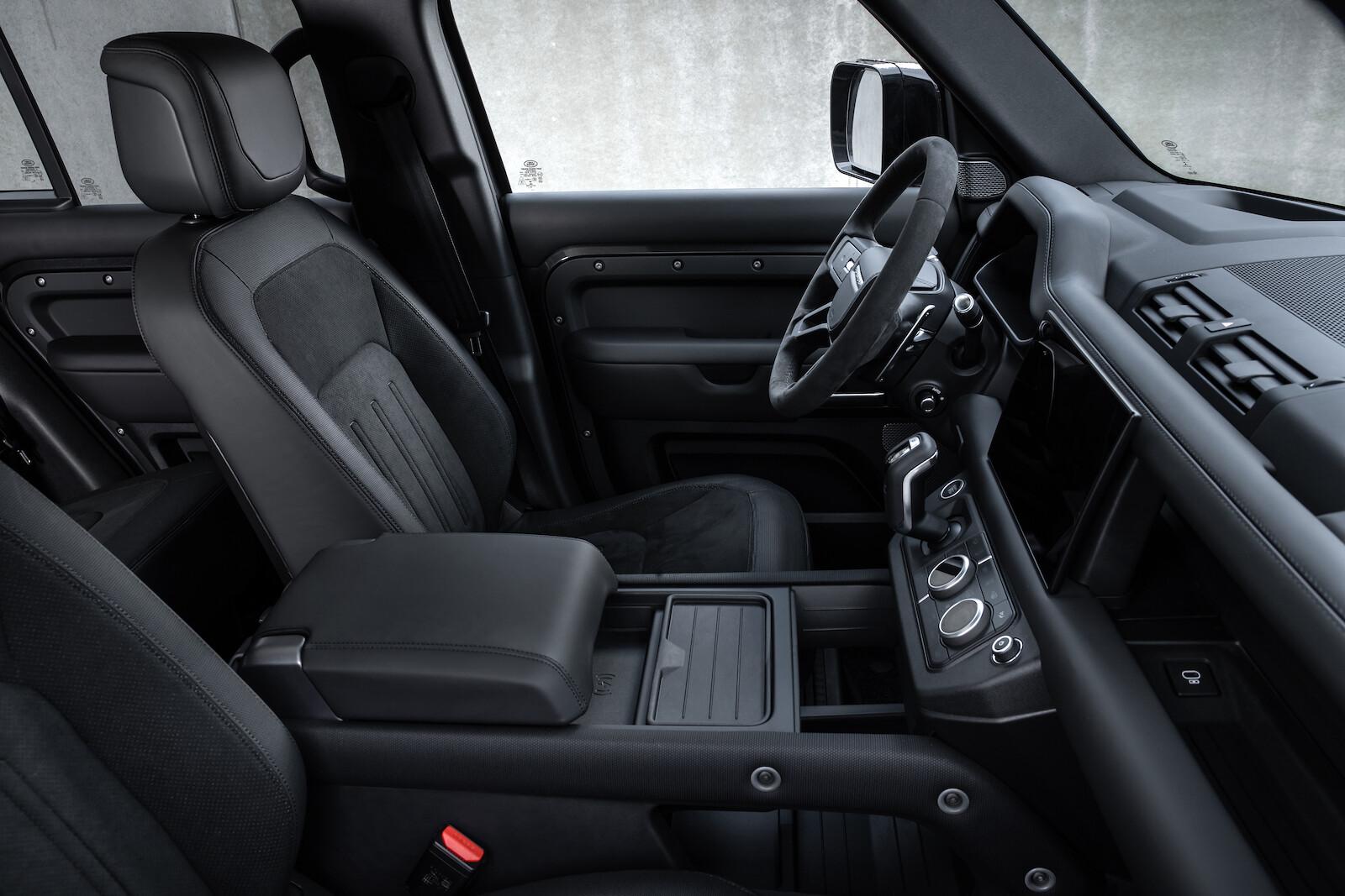 Foto de Land Rover Defender V8 (23/30)